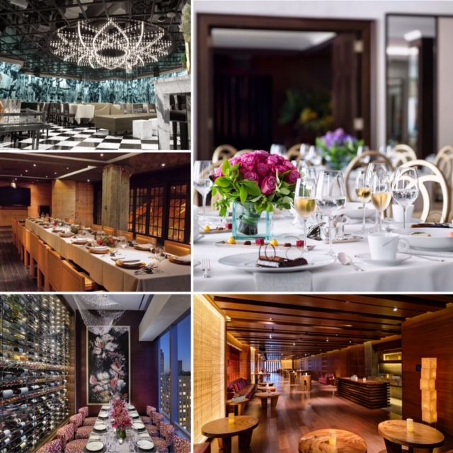 Promo Page   The Five Best Private Dining Rooms NYC