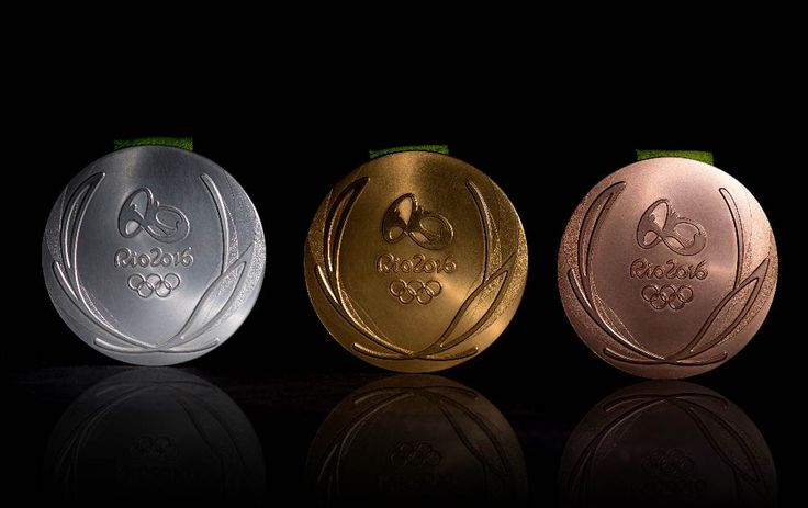 Rio 2016 reveals Olympic medals, celebrating nature and sustainability