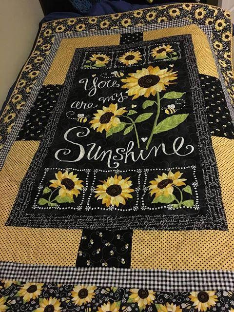 You are my Sunshine handmade quilt   Products   Quilts ...