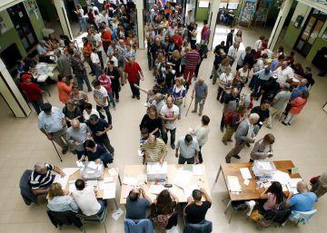 El CIS augura una participación récord para las elecciones catalanas del 21-D