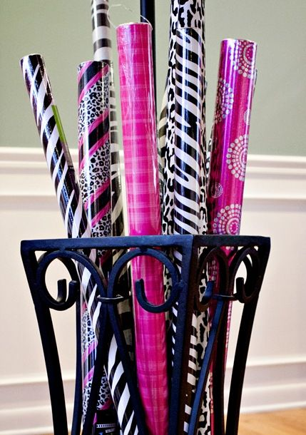 """Using wrapping paper is my biggest design secret.  Look at all of the options that are available to create the look that you want!  Bulletin board paper is fine, but wrapping paper comes in so many designs and colors and does the same thing as bulletin board paper.  This gives you the """"WOW!"""" you want in your classroom!"""