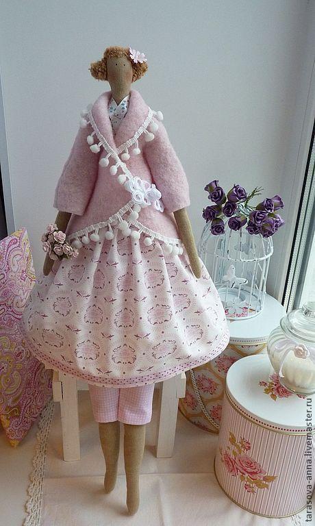 Куклы Тильда от Анны Тарасовой - 17 Марта 2016 - Кукла Тильда. Всё о Тильде, выкройки, мастер-классы.