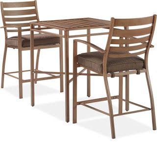 Types Of Patio Furniture   Bistro Sets   #outdoor #living #patio. Orchard  SupplyOutdoor ...