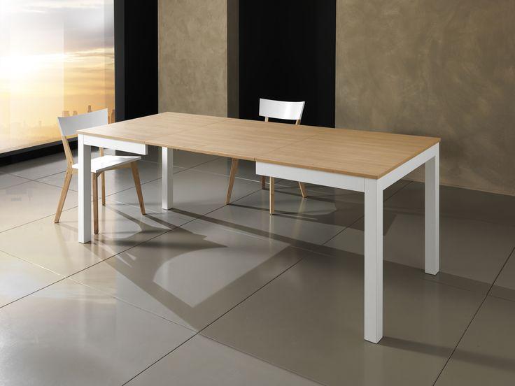 extandable table BULL WOOD