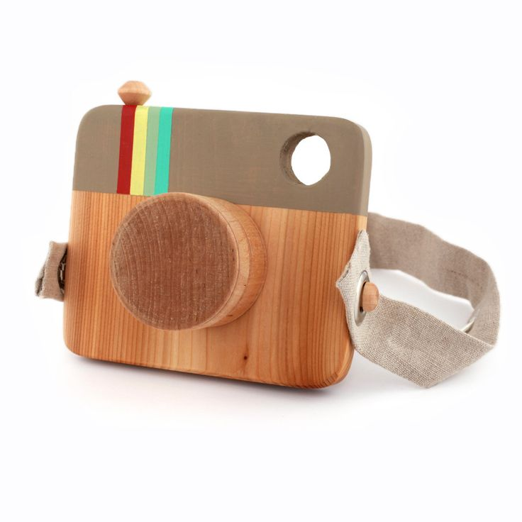 Instagram Inspired Toy Camera by From the Seeds