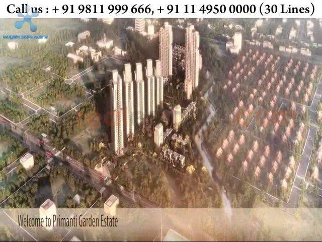 Tata Primanti Garden Estates Gurgaon
