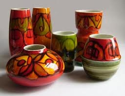 Poole vases/Pottery