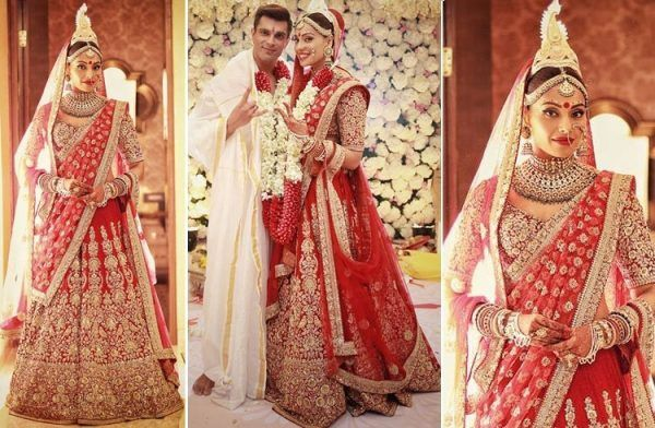 bridal clothing