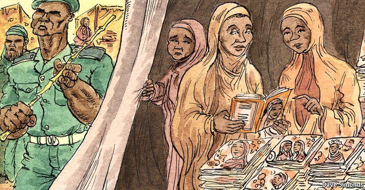 Northern Nigeria's subversive love literature