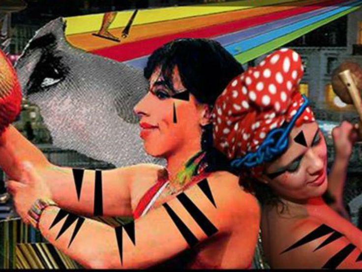 A festa acontece em clima de dança da chuva, saudando os personagens da cultura popular brasileira que simbolizam o ciclo da água, com projeções de imagens e vídeos temáticos e mutirão de make tribal.