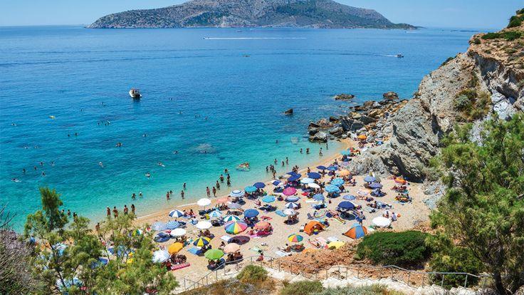 5 ελεύθερες παραλίες της Αττικής που θυμίζουν νησί