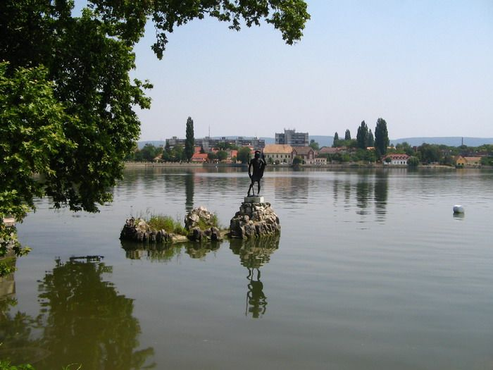 Tata, Öreg-tó