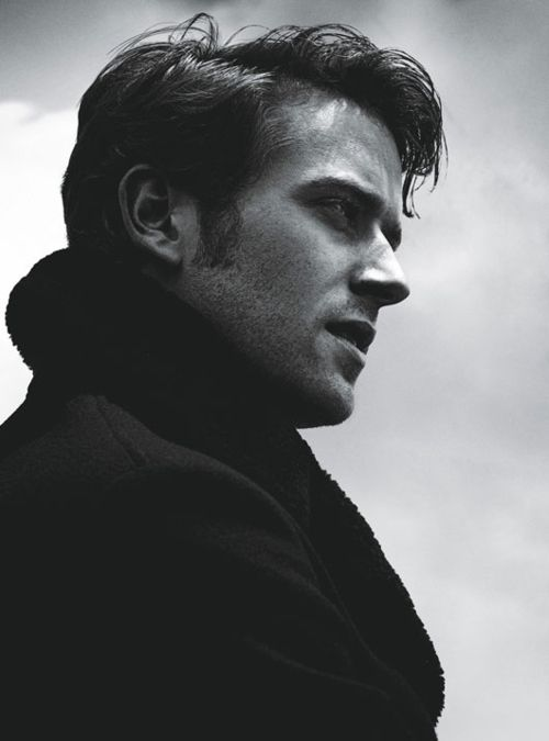 Armie Hammer (Photographer: Francesco Carrozzini (?))
