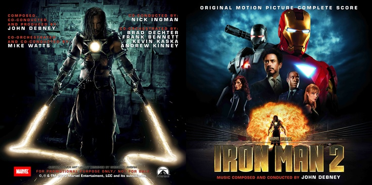 Iron Man 2 complete