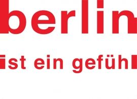 Postkarte: Berlin ist ein Gefühl