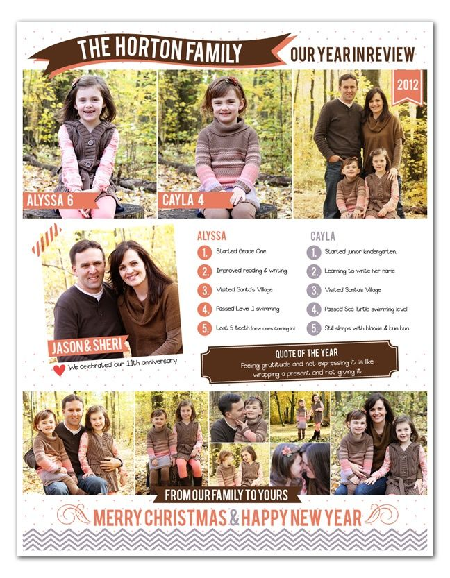 Christmas family newsletter templates free boatremyeaton christmas family newsletter templates free maxwellsz