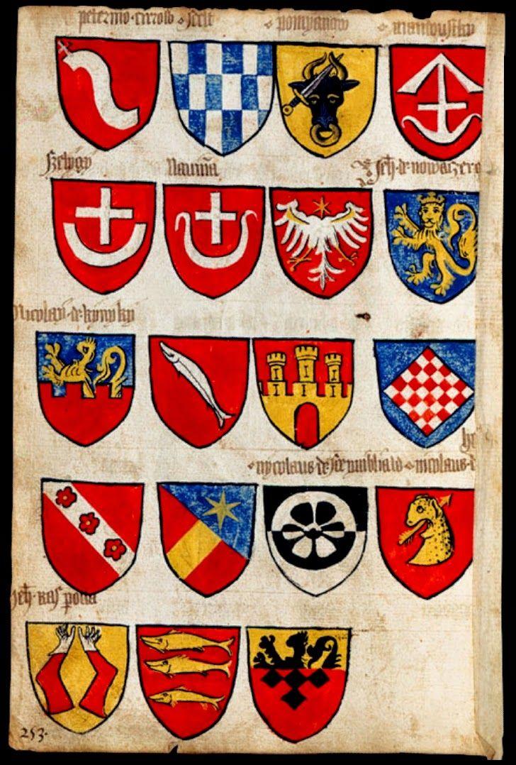 Toison d'Or   (le seigneur)  Petermo Cirrolb (Pierre de Kurow)  (le seigneur de)  Scelt  (Wczele)  (le seigneur de)  Pomyanow (Pomian)  (le seigneur de)  Mandrustky (Madrostki)  (le seigneur de) Szelygy (Szeliga) (le seigneur de) Nauinna  (Nowina)      sans nom                   possesseur non identifié  (le seigneur)  Jeh. de Nowaczerc.. (Nowa Cerkiew)   (le seigneur)  Nicolay de Kynyky (Nicolas de Kiniki)     sans nom                    (Glaubicz)     sans nom                    (Grzymala)
