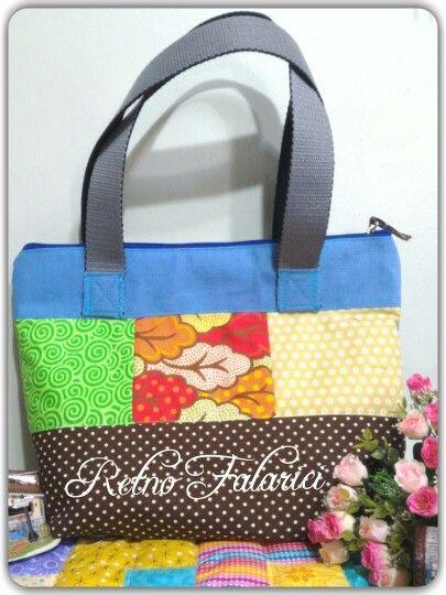 Simple tore bag