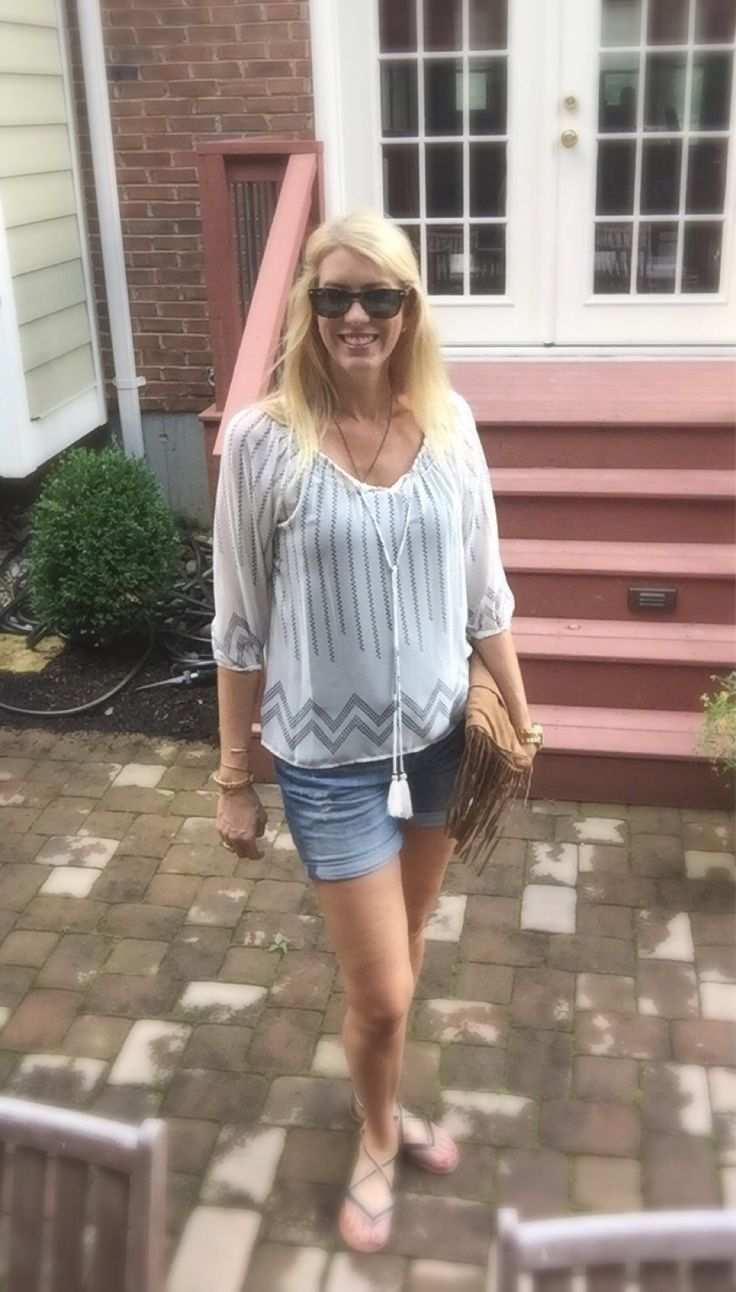 Outfits using my Stitch Fix items @mylifefromhome.com