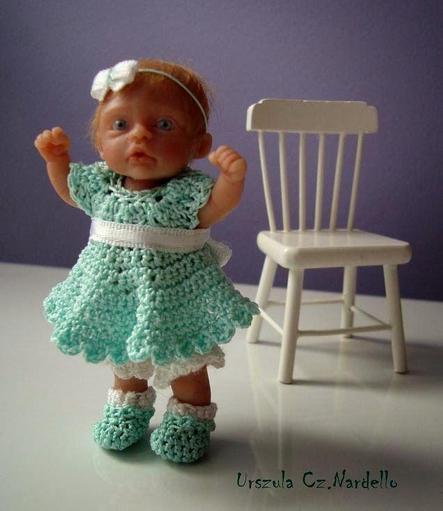 www.polandhandmade.pl/   #polandhandmade #OoakMiniature , #crochetminiature