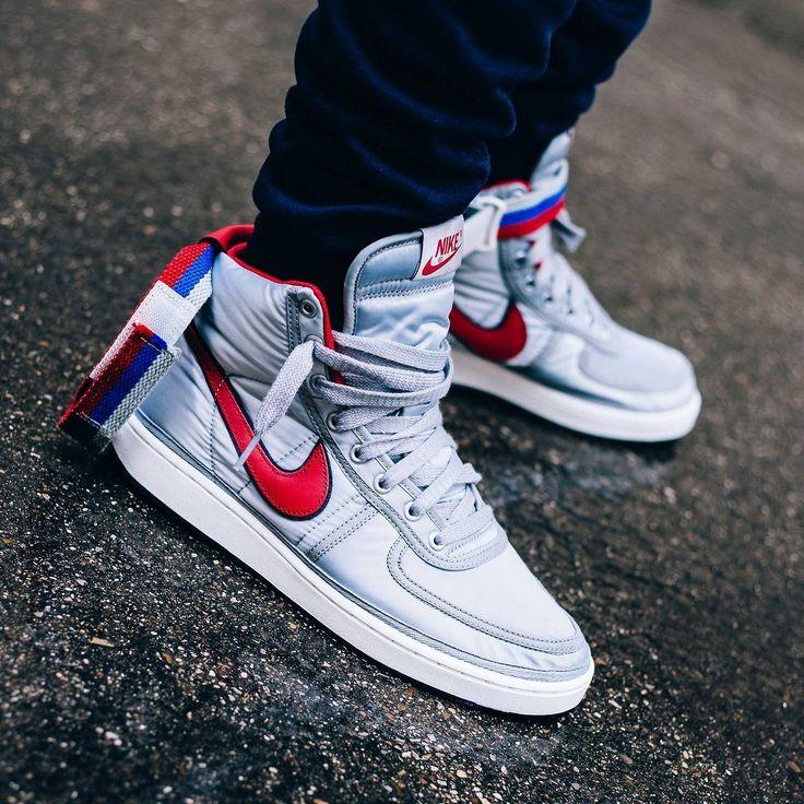 Nike Vandal Mid Supreme. Chaussures ...