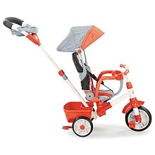 Tricycle 5 en 1 Deluxe Ride & Relax (inclinable)