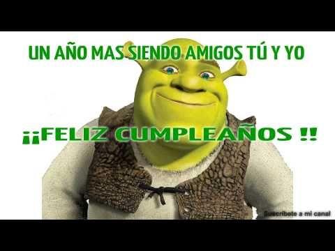 Cumpleaños feliz querido amigo  Te quiero mucho
