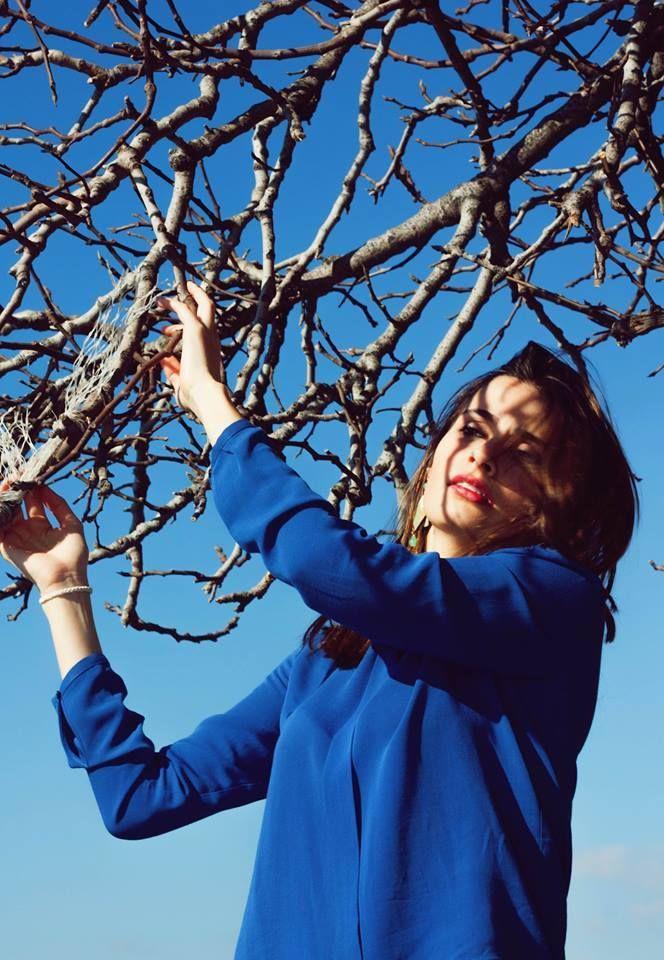Fotografia: Ragazza In blu - Mithril ArtMithril Art