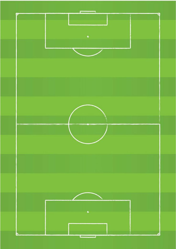 soccer placemat (downloadable), or just use the template to draw your own