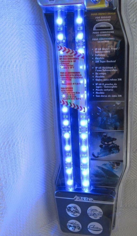 Alpena Rugged Led Strip Lights 24 Blue Alpena Led Strip Lighting Strip Lighting Led Strip