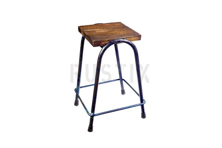 Industrial Stacking Stool