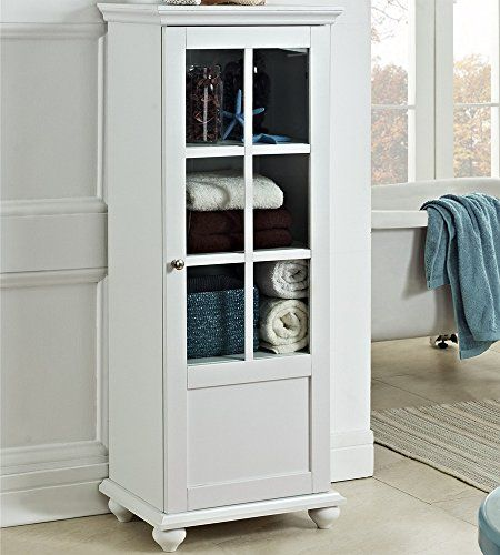 21 best linen cabinet images on Pinterest   Bathroom ideas ...