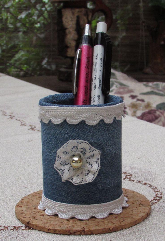 plechovka na tužky