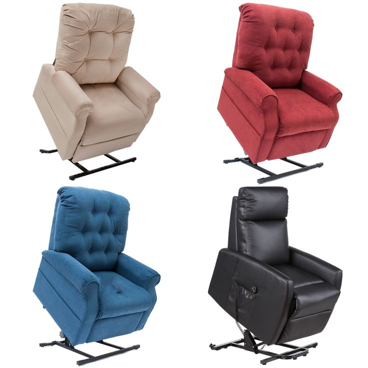 Single Chair Adjustable Lift Chair Recliner Electric Massage Sofa for Elderly  sc 1 st  Pinterest & 57 best Elderly Lift Chair images on Pinterest | Electric Massage ... islam-shia.org