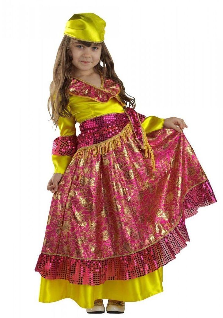 Яркий костюм цыганочки — http://fas.st/1eXpQ