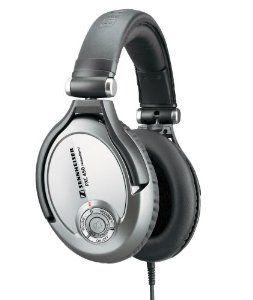 Sennheiser Noise Cancelling Earphones.