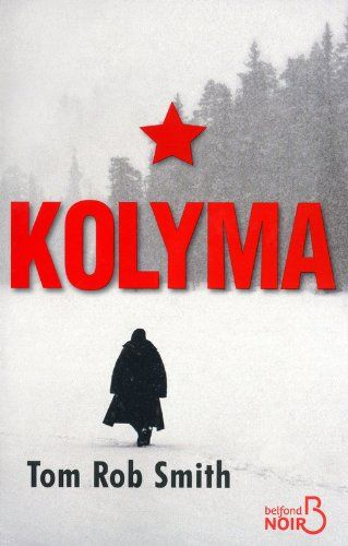 Kolyma [roman policier]