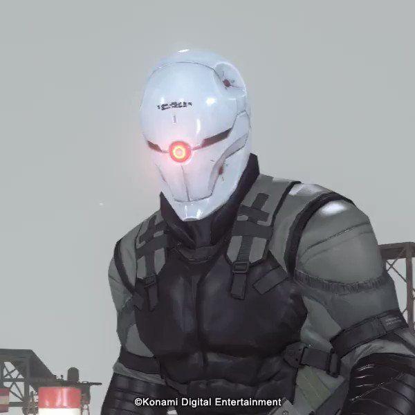 Metal Gear Survive - Gray Fox Helmet in action #MetalGearSolid #mgs #MGSV #MetalGear #Konami #cosplay #PS4 #game #MGSVTPP