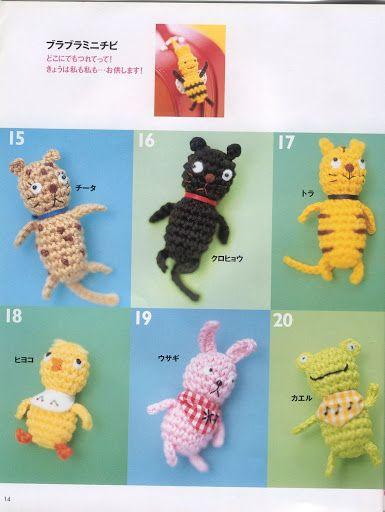 Enlarging Amigurumi Patterns : 206 best images about crochet picasa web albums on Pinterest
