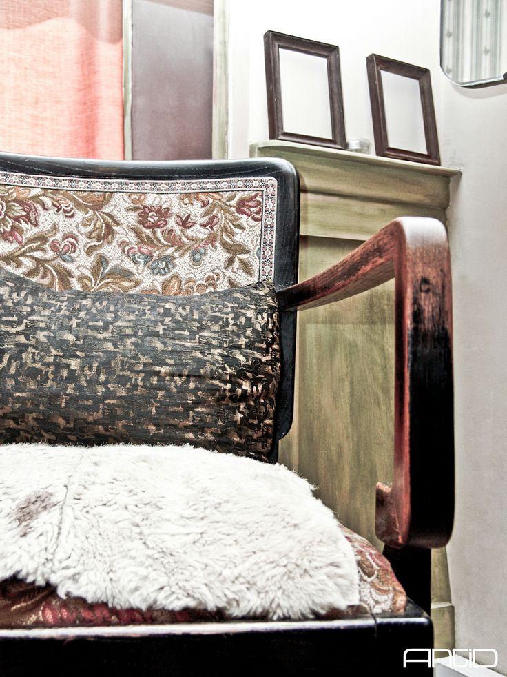 J. Halabala designer's chair.