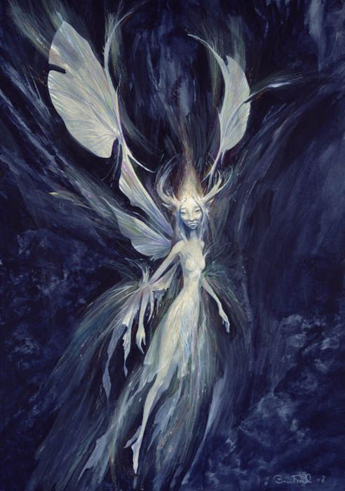 Come on, keep up {Brian Froud}