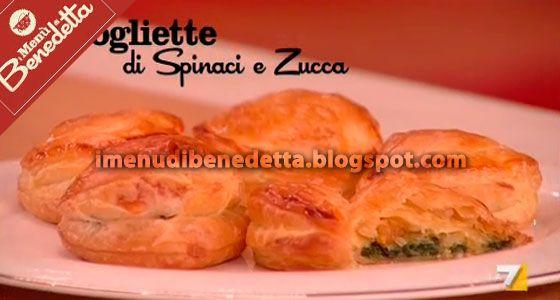 sfogliette spinaci e zucca