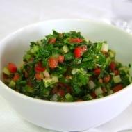Tony Ferguson Weightloss Recipes - Tabouli yum yum