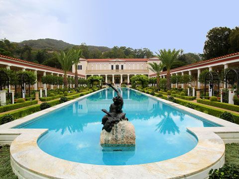 The Getty Villa  17985 Pacific Coast Highway, Pacific Palisades (Free Admission; An advance timed-entry ticket is required. Closed Tuesdays ( Parking $15 - Pay once - park twice) * See also The Getty Center
