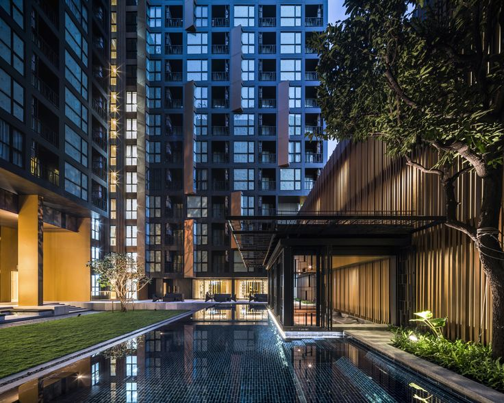 The Height Phuket Condominium by Sansiri  Architecture and Landscape design by Openbox Architects