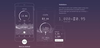 Description: We track & verify your outdoor steps using your phone's accelerometers and GPS location. Those steps get converted into our currency — Sweatcoins.  What you can buy: Goods, services & experiences ranging from anti-gravity yoga classes to high-tech shoes, to iPhones and Apple Watches