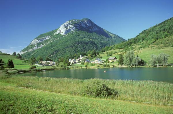Parc naturel régional du massif des Bauges - Le Chatelard - Lyon Poche