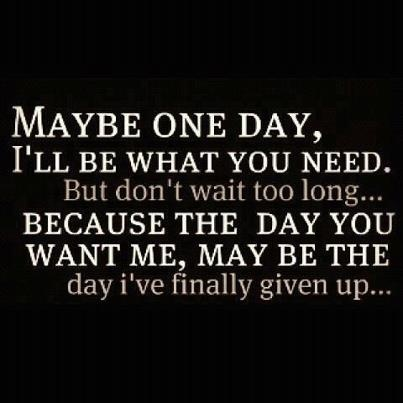 Maybe.....