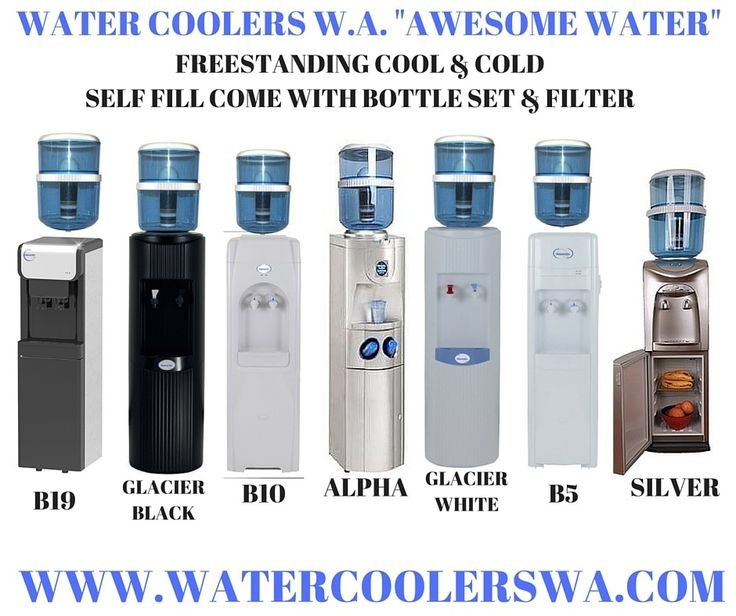 """WATER COOLERS & WATER FILTERS """"AWESOME WATER"""" - COOLERS"""