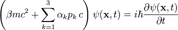 Dirac Equation